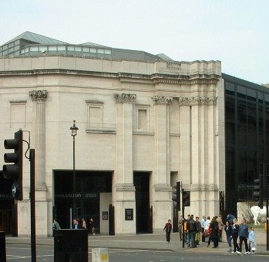 Photo of National Gallery extension