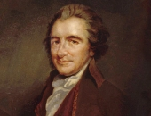 Portrait of Tom Paine